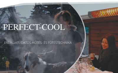 Perfect-Cool teraszhűtés és teraszfűtés megoldások